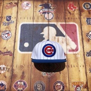 Chicago Cubs baseball hat